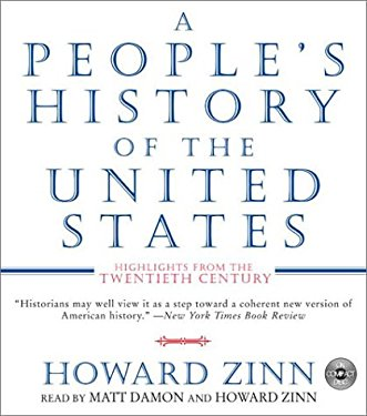 A People's History of the United States CD: A People's History of the United States CD