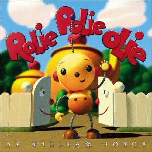 Rolie Polie Olie Board Book