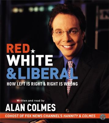 Red, White & Liberal CD: Red, White & Liberal CD