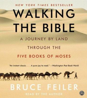 Walking the Bible CD: Walking the Bible CD 9780060577254