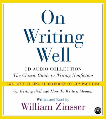 On Writing Well CD Audio Collection: On Writing Well CD Audio Collection 9780060586119