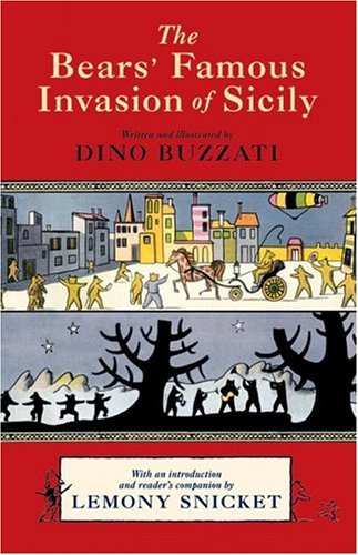 The Bears' Famous Invasion of Sicily 9780060726089