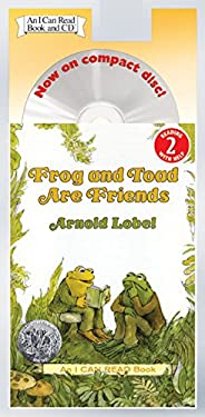 Frog and Toad Are Friends [With CD]