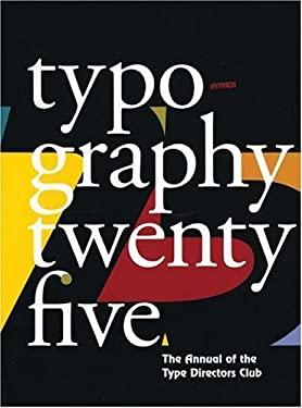 Typography 25 9780060748074
