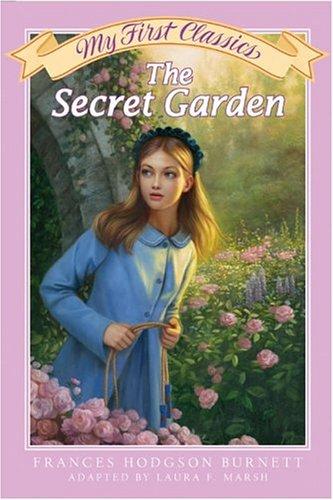 The Secret Garden [With Gold-Tone Flower Basket Charm Necklace]