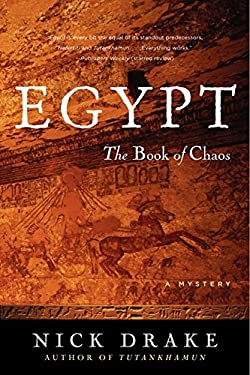 Egypt: The Book of Chaos: A Mystery (Rahotep Detective Trilogy)