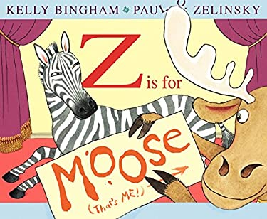 Z Is for Moose 9780060799847