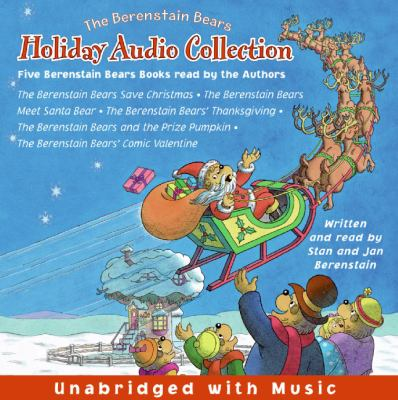 The Berenstain Bears CD Holiday Audio Collection: The Berenstain Bears CD Holiday Audio Collection 9780060821296