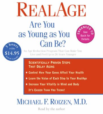 Realage: Are You as Young as You Can Be? 9780060877279