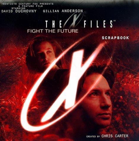 X-File Film Scrapbook