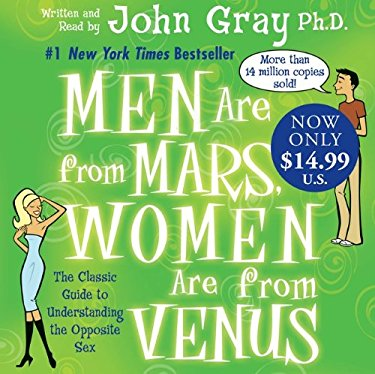 Men Are from Mars, Women Are from Venus 9780061232053
