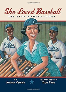 She Loved Baseball: The Effa Manley Story 9780061349201