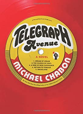 Telegraph Avenue: A Novel 9780061493348