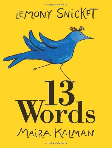 13 Words 9780061664656