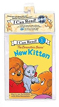 The Berenstain Bears' New Kitten Book and CD: The Berenstain Bears' New Kitten Book and CD 9780061765049