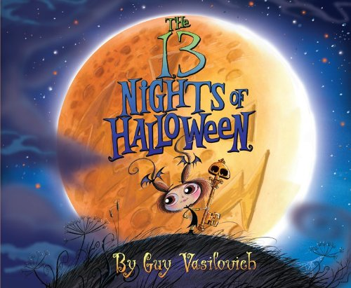 The 13 Nights of Halloween 9780061804458