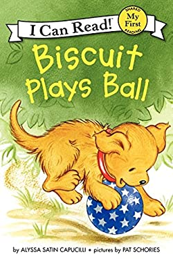 Biscuit Plays Ball 9780061935022