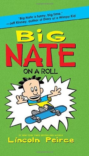 Big Nate on a Roll 9780061944383