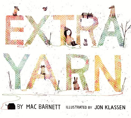 Extra Yarn 9780061953385