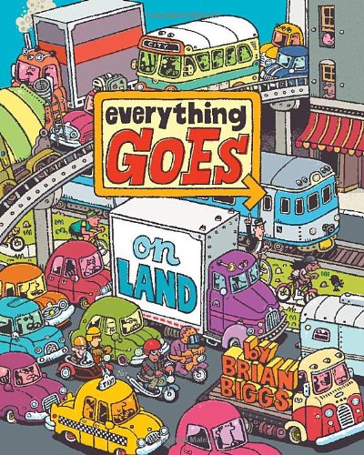 Everything Goes on Land 9780061958090