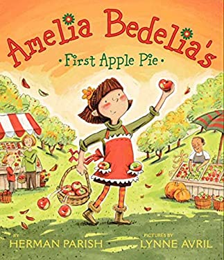 Amelia Bedelia's First Apple Pie 9780061964114