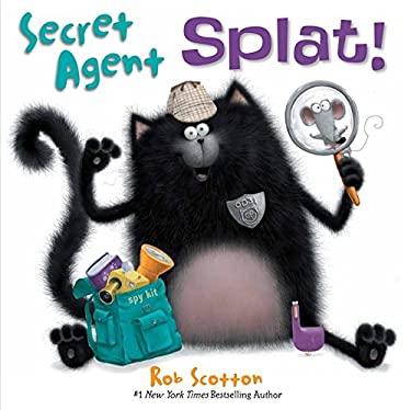 Secret Agent Splat! 9780061978715