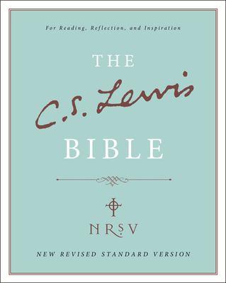 C. S. Lewis Bible-NRSV 9780061982248