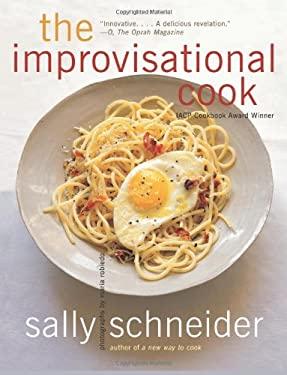 The Improvisational Cook 9780062025364
