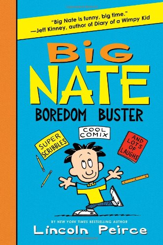 Big Nate Boredom Buster 9780062060945