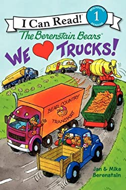 The Berenstain Bears: We Love Trucks! 9780062075369