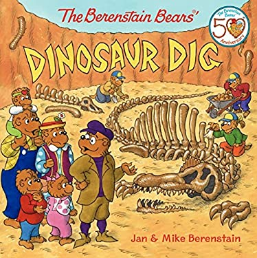 The Berenstain Bears' Dinosaur Dig 9780062075482