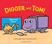 ISBN 9780062077523 product image for Digger and Tom! | upcitemdb.com