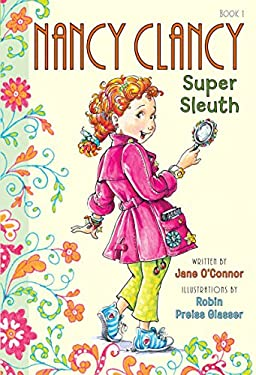 Nancy Clancy, Super Sleuth 9780062082930