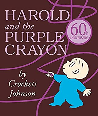Harold and the Purple Crayon 9780062086525