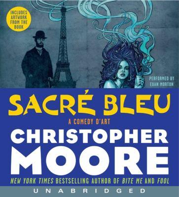 Sacre Bleu: A Comedy D'Art 9780062097408