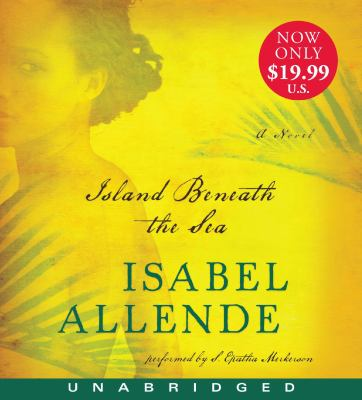 Island Beneath the Sea 9780062108937