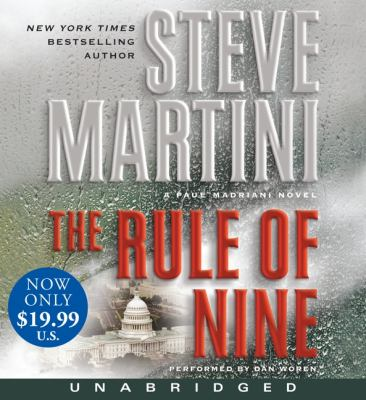 The Rule of Nine 9780062108944