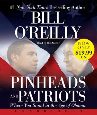 Pinheads and Patriots Low Price CD: Pinheads and Patriots Low Price CD 9780062108999