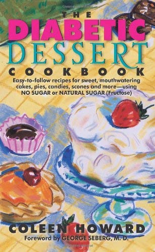 The Diabetic Dessert Cookbook 9780062109101