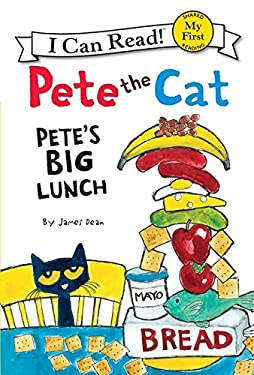 Pete the Cat: Pete's Big Lunch 9780062110701