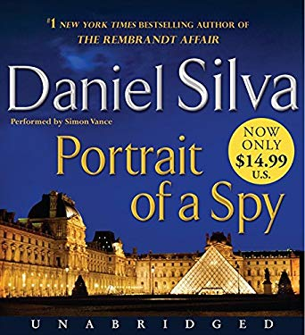 Portrait of a Spy 9780062119230