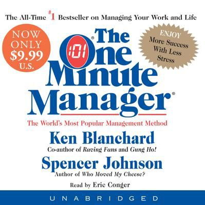 The One Minute Manager 9780062122605