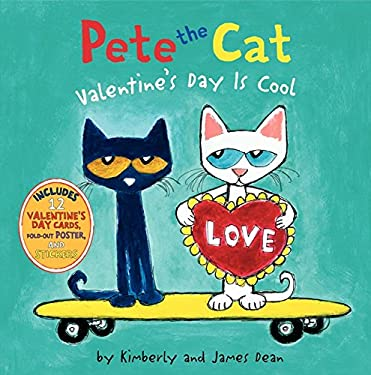 Buy new used books online with free shipping better world books pete the cat valentines day is cool fandeluxe Image collections