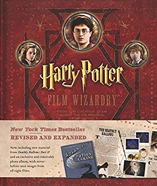 Harry Potter Film Wizardry Revised and Expanded 9780062215505