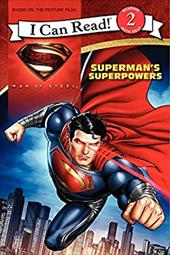 Man of Steel: Superman's Superpowers (I Can Read Book 2) 21000805
