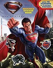 Man of Steel: Reusable Sticker Book 22913072