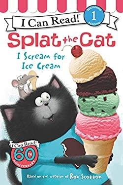 Splat the Cat - I Scream for Ice Cream