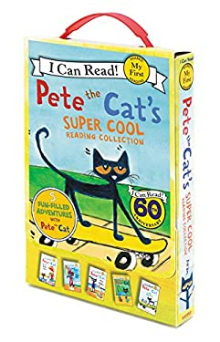 Pete the Cat's Super Cool Reading Collection (My First I Can Read)