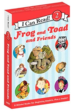 Frog and Toad and Friends Box Set (I Can Read Book 2)