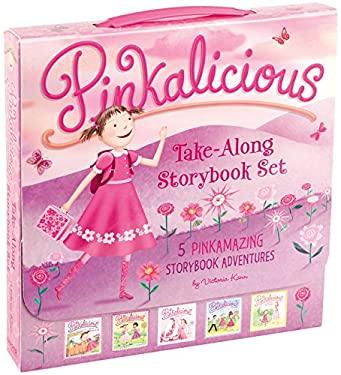 Pinkalicious Take-Along Storybook Set